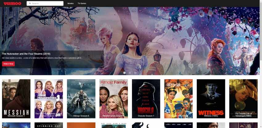 free online movie streaming sites-Vumoo