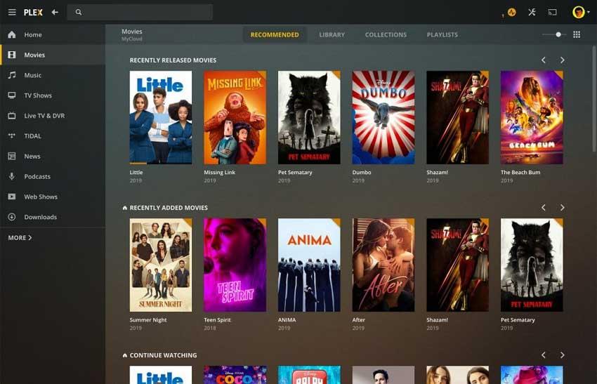 free online movie site-Plex