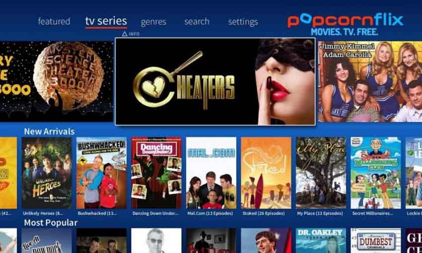 free online movie site-Popcornflix