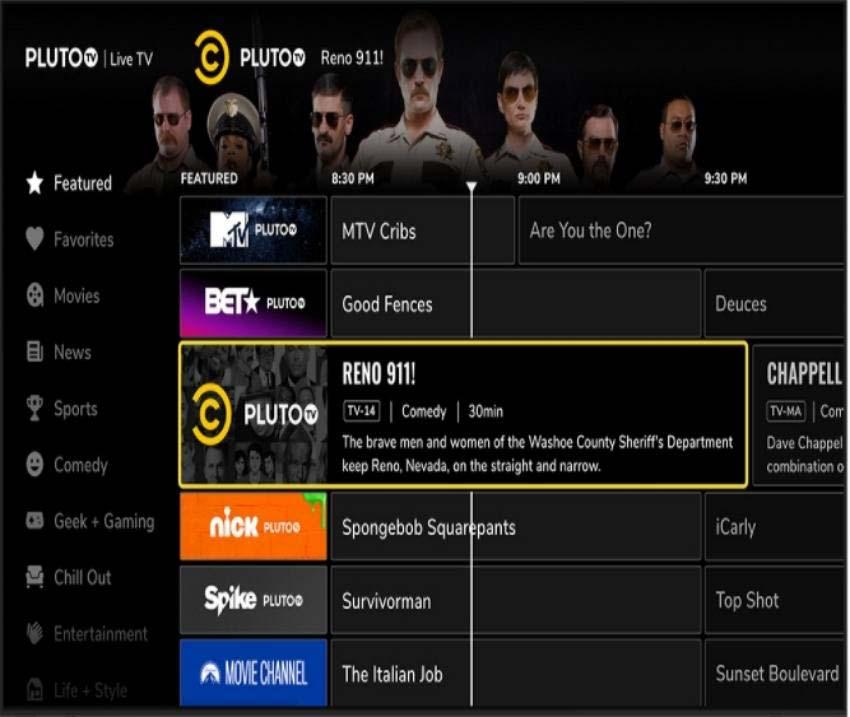watch movie online-Pluto TV