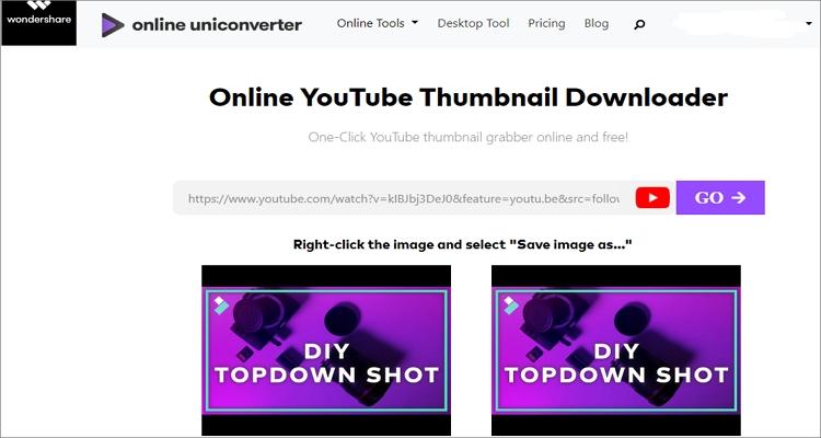thumbnail download free