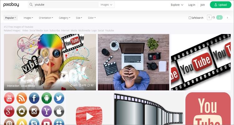 youtube background images