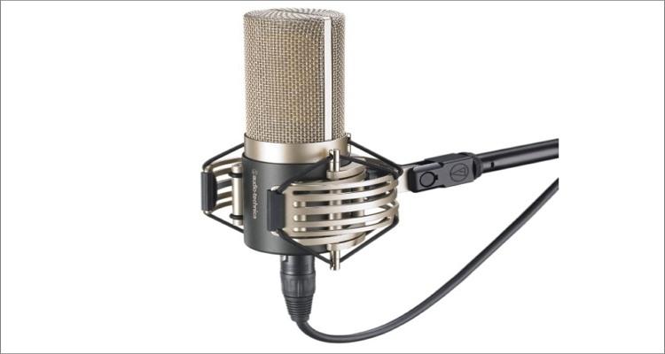Audio-Technica Condenser Microphone (AT5040)