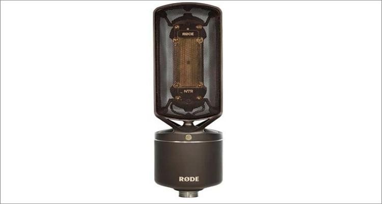Rode Microphones NTR Premium Active Ribbon Microphone