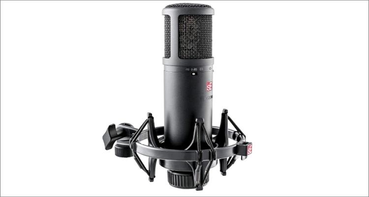 sE Electronics SE2200 Large-Diaphragm Condenser Microphone