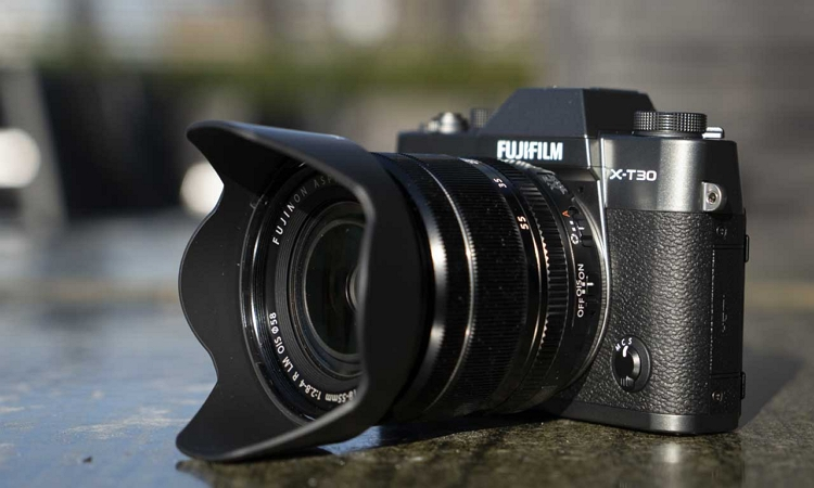 deep review fujifilm x-t30