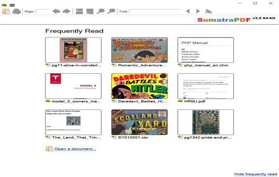 pdf reader software download