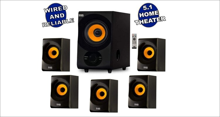 Acoustic Audio AA5170 Home Theater System
