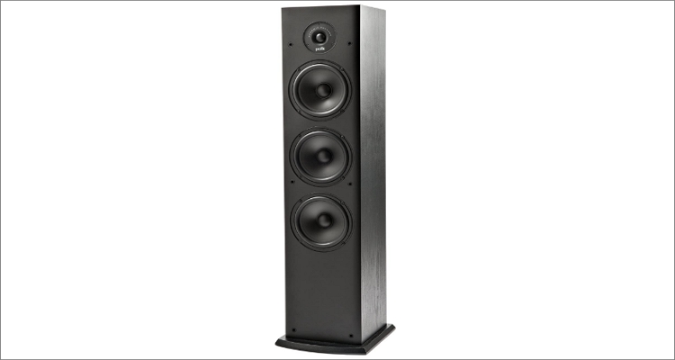 Polk Audio T50 150 Watt Home Theater Tower Speaker