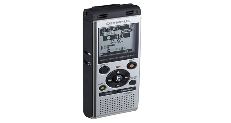 Olympus WS-852 Voice Recorder