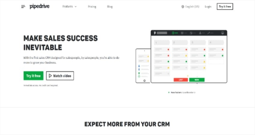 best crm software for small business
