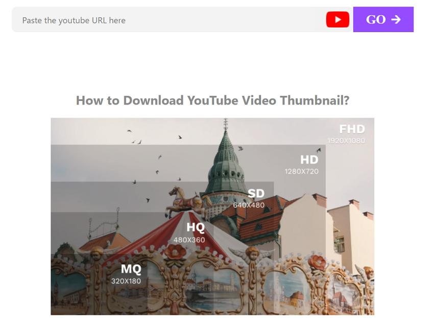 youtube video thumbnail grabber online uniconverter