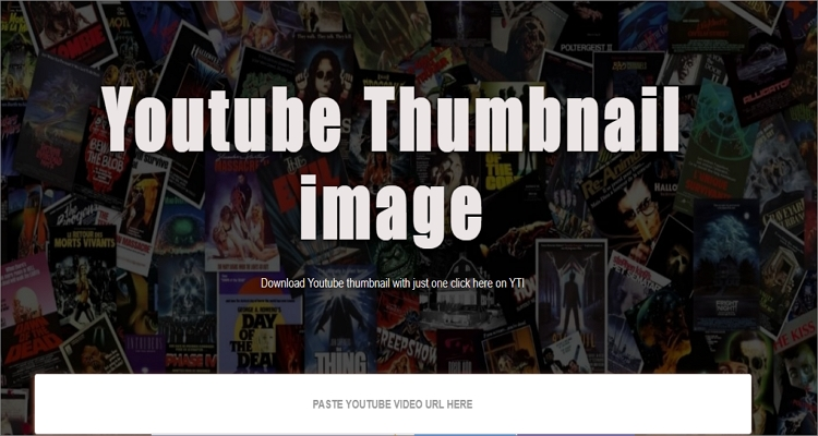 youtube video thumbnail grabber