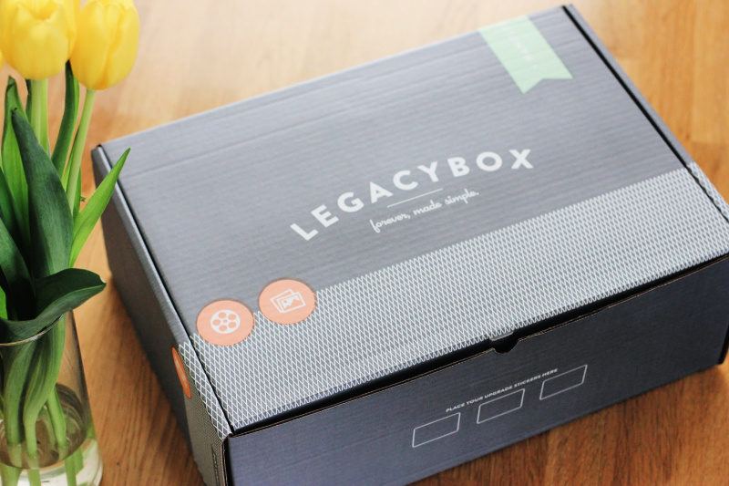restore vhs tapes with legacybox