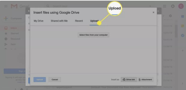 send large video in gmail