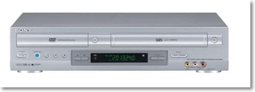 Sony SLV-D300P DVD/VHS Recorder