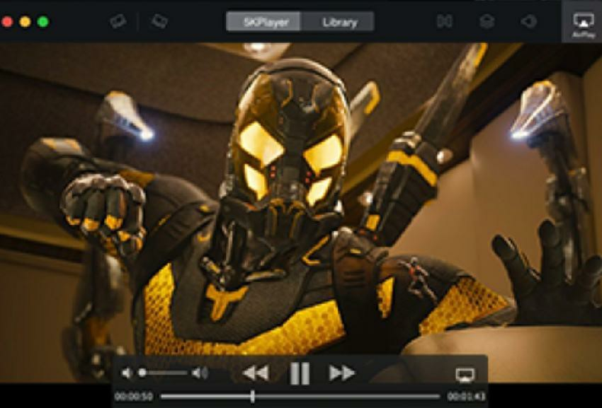 what is the best video player for mac