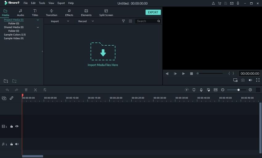 FLV File Editor-Filmora