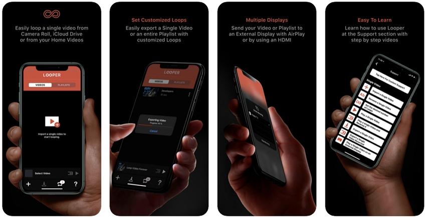 looper iphone app