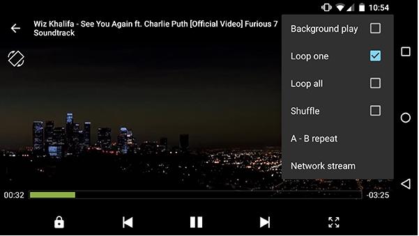 mx player loop videos