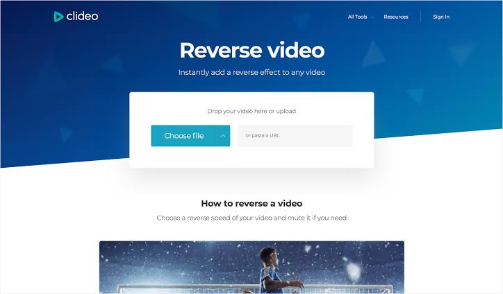 Online Tool to Remove Video Audio-Clideo