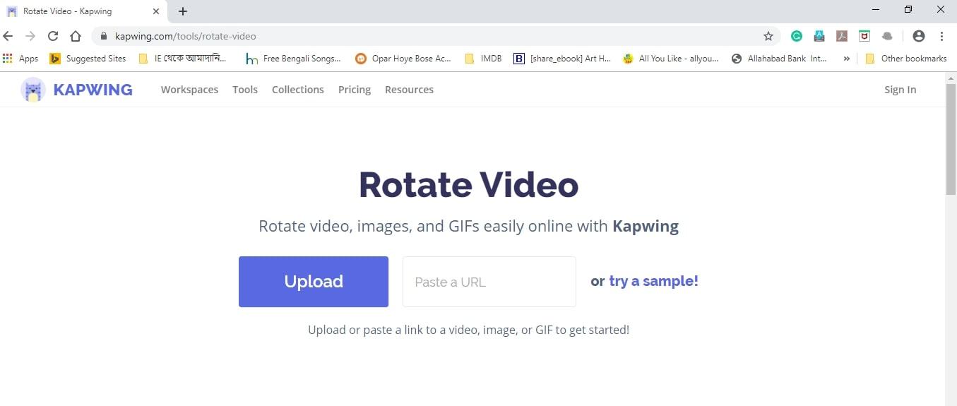 Online Flip MP4 File-KAPWING