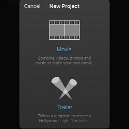 how to put music in imovie on mac
