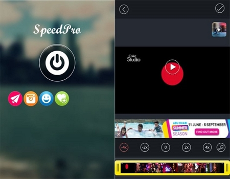 video slow motion app