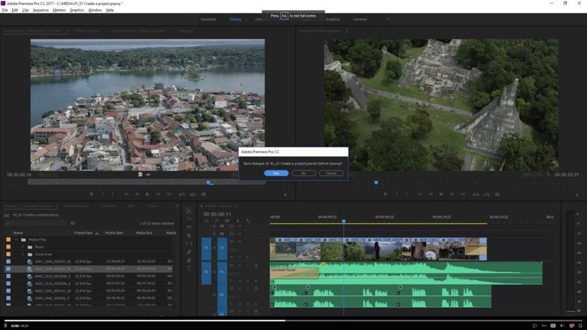 Video Editing Program Mac-Adobe Premiere Pro