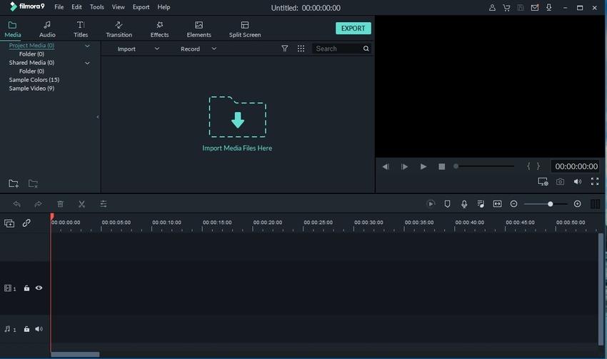 Best Video Editing Software-Filmora