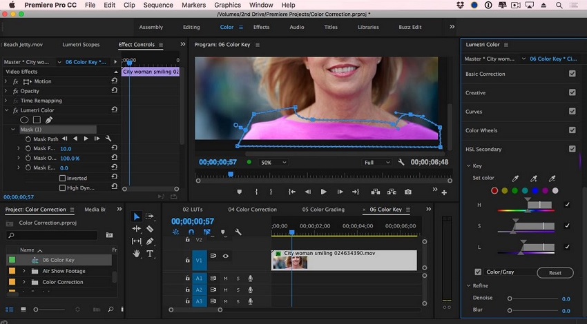Best Film Editing Software-Adobe