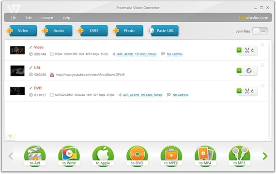 Film Editing Software-Free Video Converter