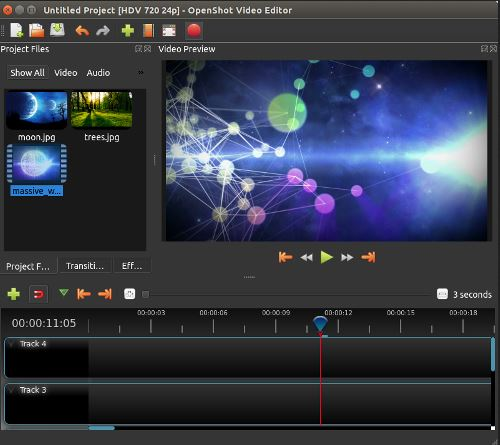 Video Editing Software Free-OpenShot