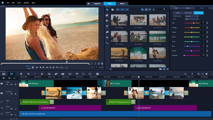 Edit Video Tool-Video Studio Pro