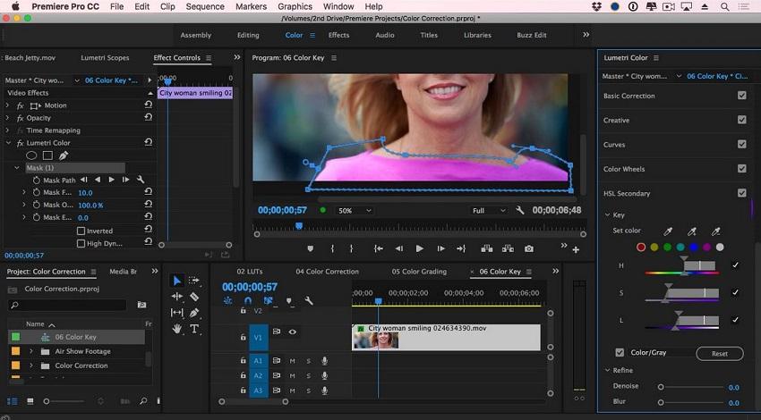 Edit Video in Windows-Adobe Premiere Pro