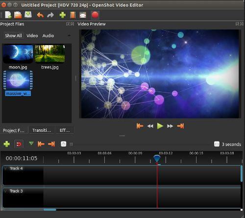 Best Video Editor for Windows-Openshot