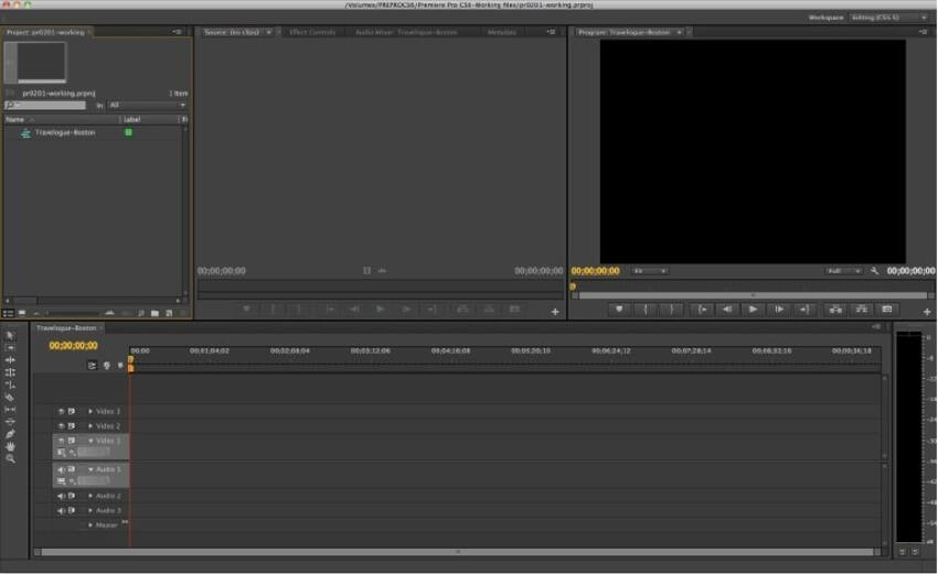 Video Enhancer-Adobe Premiere Pro