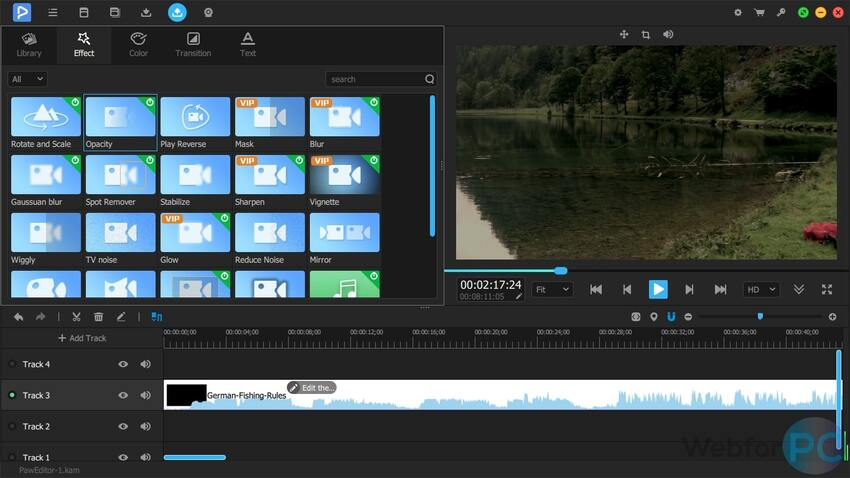 Video Quality Enhancer-PawEditor