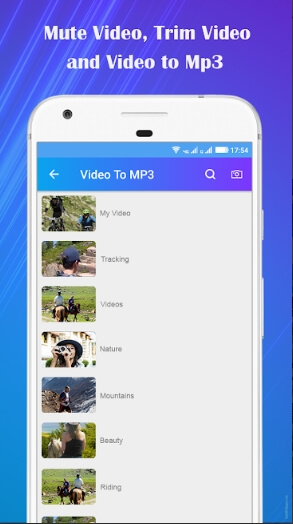 video muter app android - 2