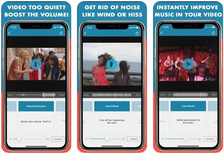 video muter app ios - 1