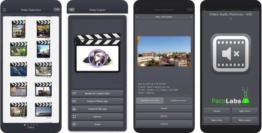 video muter app ios - 5