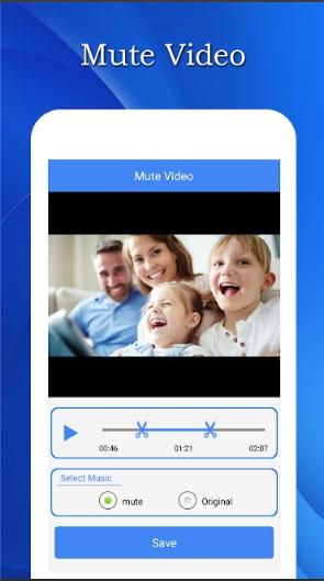mute video app