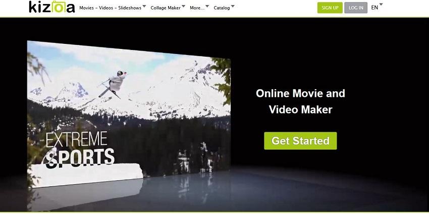 Edit Youtube Video Online-Kizoa