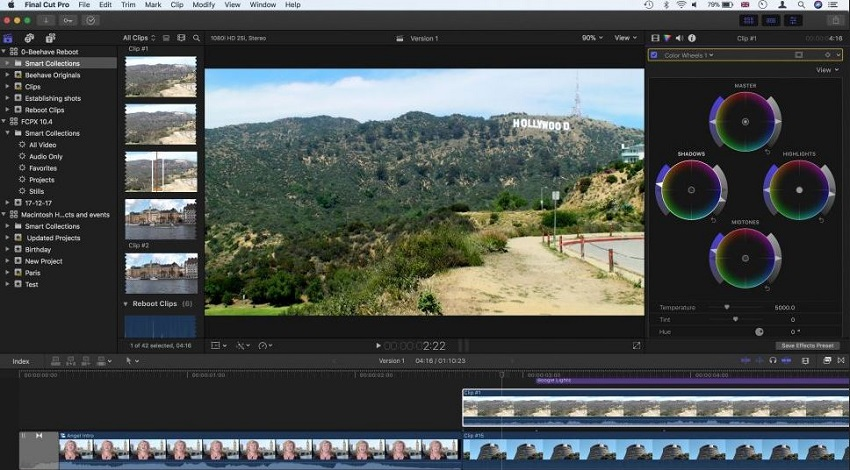 Edit Youtube Video-Final Cut Pro X